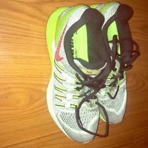 Nike running shoes unisex size 12